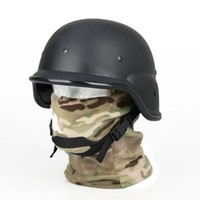ingrosso casco abs abs airsoft-Casco Tattico Airsoft Tactical Helmet 3 Style M88 Casco ABS per Outdoor Sport da Caccia CL9-0071