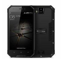 Wholesale Waterproof Rugged Camera - Blackview BV4000 Pro IP68 Waterproof 3G Rugged Smartphone 4.7 Inch Android 7.0 Quad Core 2GB RAM 16GB ROM 8.0MP 3680mAh