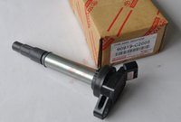 Wholesale Ignition Coil Toyota Camry - Original genius coil ignition original TOYOTA corolla corolla crown Reiz Camry etc. 90919-c2004 c2005 from Janpan Taiwan