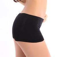 Wholesale Skinny Bikini - Wholesale-Fabulous New Fashion Women Sports Gym Workout Waistband Skinny Shorts Pants Jun21
