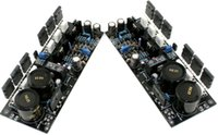 Wholesale Fet Amplifiers - A2 FET fully symmetrical power amplifier board (finished board) finished + capacitance +1943 5200
