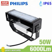 Wholesale Free Hps Lights - 50w led tunnel light 5000Lm Meanwell driver replace 300W HPS DHL fedex free shipping 50 watts led tunnel lamp lighting