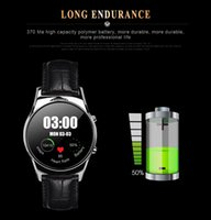 Wholesale Mobile Phone Watch Steel - Stainless Steel Smartwatch LW03 Waterproof Bluetooth Smart Watches For Android with Camera SD SIM slot Mobile Watch Connect Phone