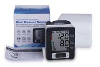 Wholesale Professional design portable home use electronic digital wrist watch blood pressure monitor sphygmomanometer