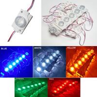 sinais de caixa led venda por atacado-Led Outdoor Janela LED Projeto Montra Janela Luz Kits 2 W 200 Lumens 3030 Módulo À Prova D 'Água para sinais de canal / caixas de luz