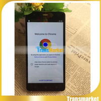 Wholesale Snapdragon 8gb Rom - Original Saizo L1 4G Smart Phone 5.5Inch Snapdragon 430 Octa Core 1G RAM 8G ROM Fingerprint ID 8.0MP Hot Sale Android Phone