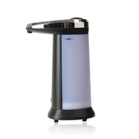 Wholesale Infrared Dispenser - 400ML Touch Soap Dispenser Sanitizer Lotion Dispenser Infrared Touchless Automatic Soap Dispenser