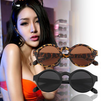 Unisex Vintage Retro Women Men Glasses Vintage Round Mirror Lens Polarized Sunglasses Proteção UV Design simples elegante Hot!