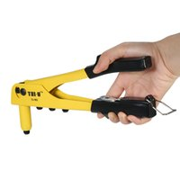 "Wholesale Riveter Tool - 10"" Core-pulling Hand Rivet Gun Heavy Duty Riveting Hand Riveter Rivets Tool"