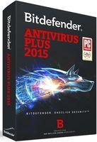 Wholesale Plus Security - BitDefender Antivirus Plus 2015 1 years 1PC   1 User Anti-virus software