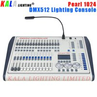 Wholesale Dmx Controller Console - New Arrival Moving Head Lighting DMX512 Console Mini Pearl 1024 DMX Controller