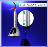Wholesale Cordless Led Dental - New Dental Wireless Cordless LED Curing Light 5W 2000mw Cure Lamp Blue Light D8