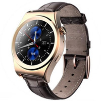 Wholesale Gear Watch Phone - Wholesale- New Smart Watch X10 Smartwatch MTK2502 relogio Pedometer Heart rate Monitor Smart Watch android Gear S3 for IOS android phone