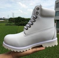 Wholesale knee high mens black boots - 2018 high quality 10061 Wheat Yellow TBL Boots Women Mens Retro Waterproof Outdoor Work Sports Shoes Casual Sneakers Size 34-47