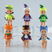 Wholesale Vampire Action Figures - 2017 New Arrive 8cm Sonny Angel Vampire Baby Action Figure Original Limited Edition Gift for Baby Kids Cute Kawaii