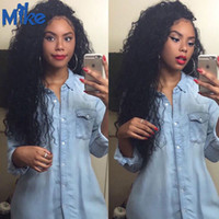 Wholesale Deep Wave Eurasian Hair - MikeHAIR Wholesale Brazilian Hair Deep Body Wave Best Selling Human Hair Extensions Cheap Peruvian Indian Eurasian Human Hair Weaves 4Pcs