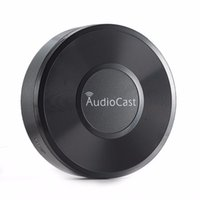 Wholesale audio amplifier receiver - Freeshipping Original Audiocast M5 iEast Airplay DLAN WIFI Muisc player Wireless Music Streamer Amplifier Audio Receiver supportsIOS Android