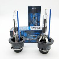Wholesale D4r Xenon - Hid Xenon Headlight Osram Xenon Bulb D4R 4300k 5500k 66450 12V 35W Bulb Lamp Light from alisy