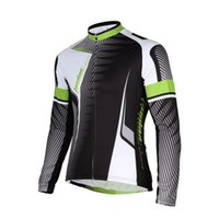 Wholesale Reflective Bike Gear - Tasdan Mens Cycling Clothing Top Sell Cycling Jersey Online Long Sleeve Road Bike Gear Sportswear Clothing