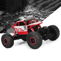 Wholesale rock crawlers - HB RC Car 2.4GHz 1:18 Scale RC 4 Wheel Drive Rock Crawler Toy Car High Power Motor Makes It Easy To Operate And Control +NB