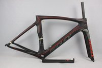 Wholesale Cheap Road Frame Bikes - Cheap Price and high quality RIDLEY carbon road bike frame,good for racing carbon frame full carbon fiber road frame