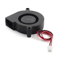 Wholesale Dc 12v Brushless Cooling Fan - Wholesale- 50mmx15mm 3500RPM Brushless DC Cooling Blower Fan 12V 0.16A