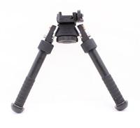 v8 negro al por mayor-ACI BT Industries BT10 LW17 V8 Atlas 360 grados Bipod de precisión ajustable con QD Mount Black
