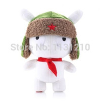 Wholesale Mi Rabbit - Wholesale-100% original xiaomi 25cm Mi rabbit toy classical version MiTu rabbits Accessories product