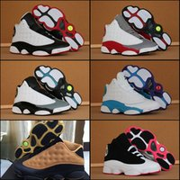 2018 High Quality Air Retro 13 Men Women Basketball Shoes 13s XIII All Star Sneakers Venda on-line Drop Drop