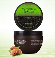 Wholesale Wholesale Hair Conditioner - Newest Macadamia De Luxe Oil Deep Repair Mask Natural Oil Hair Conditioner