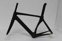 Wholesale Cheap Carbon Fiber Bike Frames - Chinese Carbon fiber road bicycle frame,super light cheap Carbon road bicycle Frame 48 51 54 56 58cmfree shipping