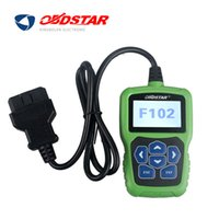 Wholesale Original Odometer Correction - Original OBDSTAR F102 for Nissan Infiniti Automatic Pin Code Reader Pincode with Immobiliser and Odometer Function