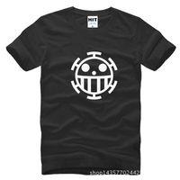 Wholesale Men S One Piece - WISHCART one Piece Red spoof Dora Farga Lo Printed Mens Men T Shirt Tshirt Fashion 2016 New O Neck Cotton T-shirt Tee Camisetas Hombre
