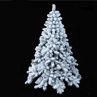 Wholesale Flock Shop - Christmas tree flocking factory direct Lin Jie 1.5 m   150cm Snow Christmas arrangement Christmas gift shopping malls