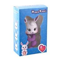 Wholesale Intelligent Doll - Interactive Baby Rabbit Boris Finger Toys Electronic Smart Touch Hand Christmas Gift Intelligent Fingerling Rabbit Doll Cute interest