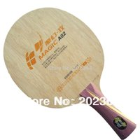 Wholesale full attack - DHS Magic A02 (A 02, A-02) 7 Full Wood, Attack Type Shakehand Table Tennis Blade for PingPong Racket