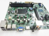 Wholesale laptop motherboard xps for sale - Group buy CY0629 YJT1 Desktop Motherboard For DELL XPS V470 DH77M01 H77 motherbaoards