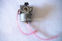 Wholesale Honda Generators - Carburetor for Honda GX100 EU20i ST152F 2KW portable inverter generator free postage 4 stroke 98.5CC carb 1.6KW genset parts