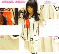 Wholesale Knight Costume Woman - Japanese Cartoon Anime cosplay Vampire Knight Yuki Cross Yuki Cosplay Kurosu Kuran Socks+ Shorts + Coat + Armband + Tie