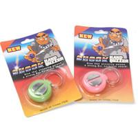 Wholesale Hand Buzzers Shock - Best price Hot Best Electric Shock Hand Buzzer Practical Joke Gag Halloween Christmas Gift Prank Toys 24pcs