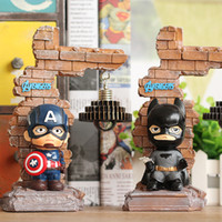 Wholesale Christmas Groceries - Avenger Alliance Night Light Decoration Grocery Resin Crafts Creative Hot
