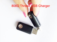 e cigarros eletrônicos inteligentes venda por atacado-Carregadores de USB da CHEGADA NOVOS para o cabo da bateria do atomizador de 808D ECIG, carregador de Ego do ego do cig de E para a tecnologia esperta da série, cigarro eletrônico