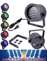 Profissional LED Luz de Palco 25W 86 RGB LED Light Stage Partido Laser Projector DMX Lighting Mostrar Disco EUA plug AC 90-240V MYY37