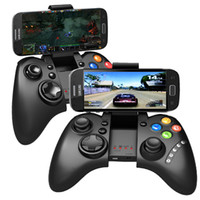 Wholesale Wireless Bluetooth Game Controller Pad - New Bluetooth 3.0 Wireless Multimedia Game Pad Controller IPEGA PG 9021 Gamepad Joystick for games For Android iOS PC Samsung
