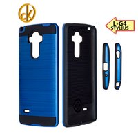 Wholesale Cell Combo - Soft TPU+PC cell phone case for LG G4 high quality combo case for lg g4 mobile back cover