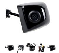 Wholesale Color Cmos Sensor - E366 Car Rear View Camera Waterproof Color CMOS Reverse Backup Camera Cheap camera glass High Quality camera housing