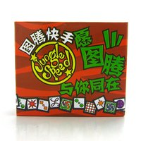 speed games cards - quot Jungle Speed quot Board Game For Player Board Game Train Observation And Response Capability Party Game English Instruction