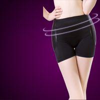 Wholesale Hip Pad Underwear Plus Sizes - Wholesale- Plus Size Women Padded Butt Hip Enhancer Panties Shaper Underwear M L XL XXL XXXL 4XL
