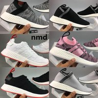 Cheap Adidas Originals NMD R2 Primeknit Boost Shoes Men's SNEAKERS