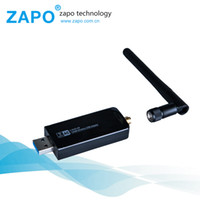Wholesale Hot sale ZAPO Retail Package Network Mbps USB Wireless WiFi Adapter Adaptor dBi Antenna promotions in stock wireless network card